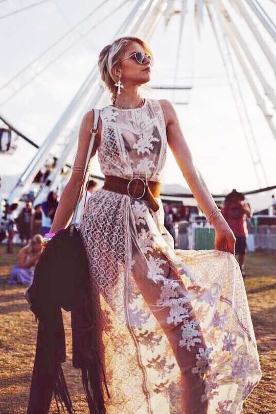 Get inspired: Festivalfashion