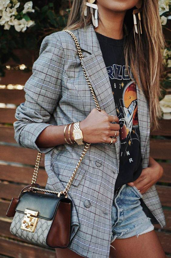 Get inspired: Checks/Plaid